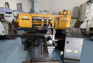 USED EVERISING S-6235HANC BANDSAW | 620 X 350MM | DOUBLE MITRE | AUTOMATIC | TOUCH SCREEN CONTROL