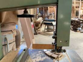Meber S.R 600 Bandsaw + Blades  - picture0' - Click to enlarge
