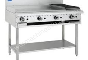 Luus Model BCH-9P3C - 900 Grill, 300 BBQ Char and Shelf