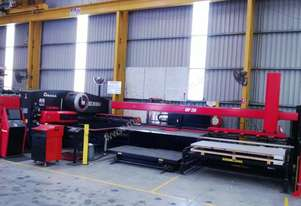Amada EMZ 3510 NT with MP Loader/Unloader