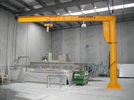 Jib Crane360 Degree manual or motorised slew