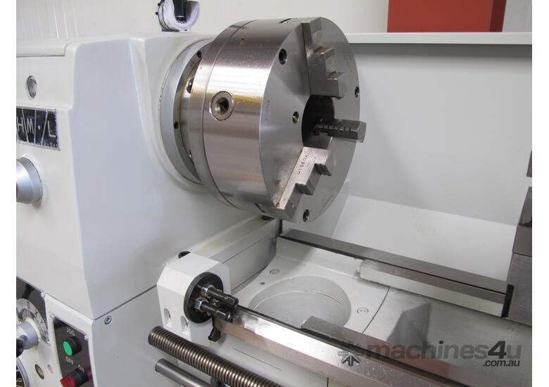 � 460mm Swing Centre Lathe, 80mm Spindle Bore, up to 2m BC