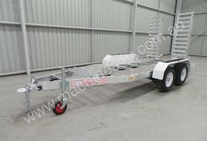 2017 Workmate Alloy 4-0 Plant Trailer