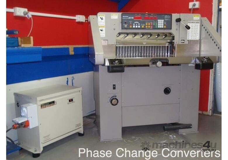 PHASE CHANGER 415V - 240V - BEST PRICES GUARANTEED