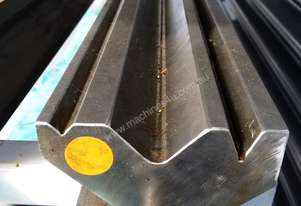 PRESS BRAKE TOOLING 120MM X 4100 MULTI VEE DIES