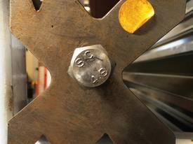 PRESS BRAKE TOOLING 120MM X 4100 MULTI VEE DIES - picture2' - Click to enlarge