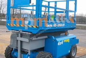 Mpm   32ft Diesel Scissor Lift