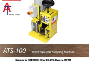 ATS-100 Benchtop Cable Stripping Machine