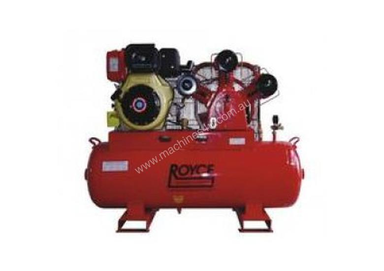 RC37D/L Diesel Air Compressor