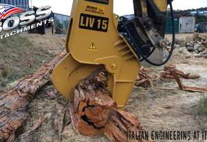 O.S.A LIV SERIES HYDRAULIC TREE SHEARS