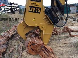 O.S.A LIV SERIES HYDRAULIC TREE SHEARS  - picture4' - Click to enlarge