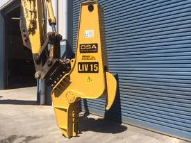 O.S.A LIV SERIES HYDRAULIC TREE SHEARS  - picture11' - Click to enlarge