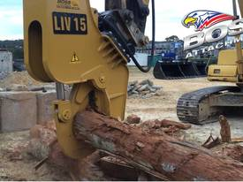 O.S.A LIV SERIES HYDRAULIC TREE SHEARS  - picture0' - Click to enlarge