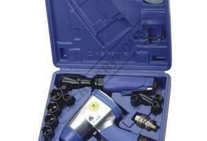 RP7800 Air Impact Gun & Ratchet Wrench Kit 1/2