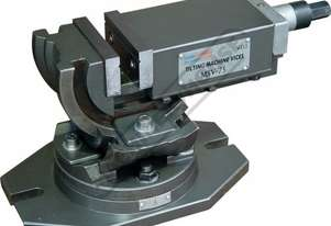 HFV-75W 3 Way Angle Milling Vice 75mm