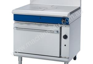 Blue Seal Evolution Series G570 - 900mm Gas Target Top Static Oven Range