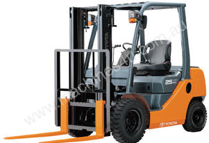 1.0 - 3.5 Tonne 8-Series 4-Wheel Forklift