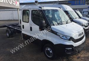 Iveco Daily MY14 - 50C Dual Cab Chassis