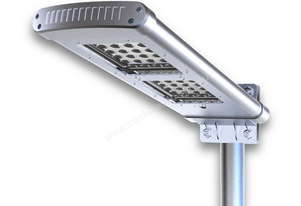 All In One Solar Street Courtyard Light