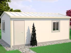 Flat Pack Office 5.85M x 3.25M Fully Insulated