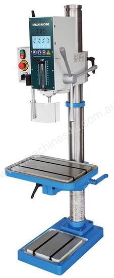 GARRICK DGH-T25 F+GEARED HEAD DRILL PRESS