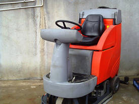 2008 Hako B750R Ride on Electric Floor Scrubber - picture1' - Click to enlarge