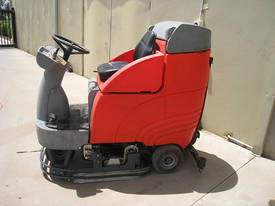 2008 Hako B750R Ride on Electric Floor Scrubber - picture0' - Click to enlarge