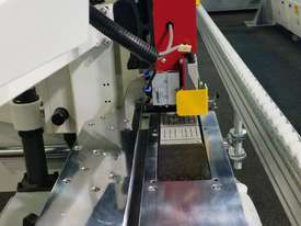 NANXING  Pre milling Touch Screen Edgebander NB6J with  Corner Round Machine option Return Conveyor - picture3' - Click to enlarge