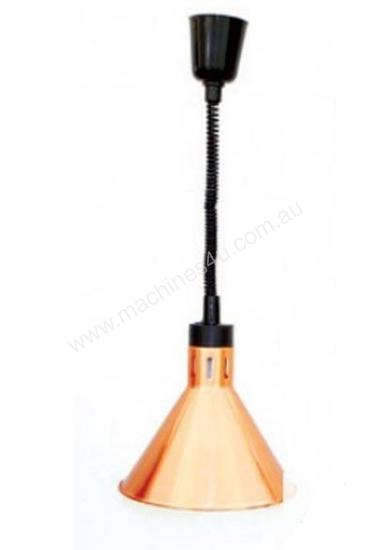 Anvil HLH0560G Connie Gold/Copper Heat Lamp
