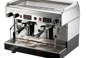 Wega EVD2SSN Nova Stainless Steel 2 Group Automatic Coffee Machine