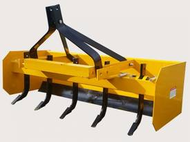 5' BOX GRADER BLADE WITH RIPPERS - picture0' - Click to enlarge