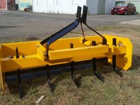 5' BOX GRADER BLADE WITH RIPPERS - picture1' - Click to enlarge