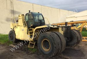 Hyster Used   Reachstacker