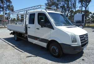 Volkswagen Crafter Utility Light Commercial