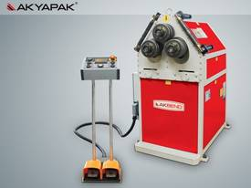 NEW Akyapak APK 50 Section & Plate Rolling Machine