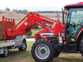 MAHINDRA 8560 CAB 4WD TRACTOR - picture3' - Click to enlarge