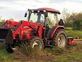 MAHINDRA 8560 CAB 4WD TRACTOR - picture19' - Click to enlarge