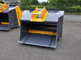 16-21T Excavator/Loader SCREENING-CRUSHING BUCKET - picture9' - Click to enlarge