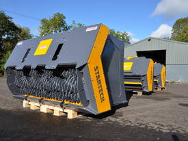 16-21T Excavator/Loader SCREENING-CRUSHING BUCKET - picture12' - Click to enlarge