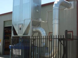 Airtight Solutions 1HJ Dust collector - picture0' - Click to enlarge