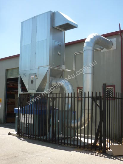 Airtight Solutions 1HJ Dust collector