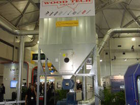 Airtight Solutions 1HJ Dust collector - picture2' - Click to enlarge