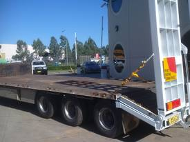 TrailRite DropDeck Tri-Axle Trailer