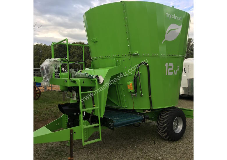 AGROLEAD Feed Mixer is an ideal solution for live