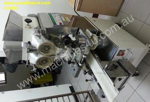 Encrusting machine for Bakery and Confectionery pr
