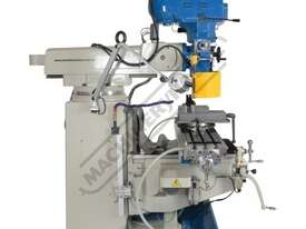 BM-63VE Turret Milling Machine (X) 890mm (Y) 400mm (Z) 400mm Includes Ballscrews X & Y Axis, Digital - picture3' - Click to enlarge