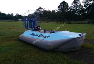Hovercraft Leisure Boat
