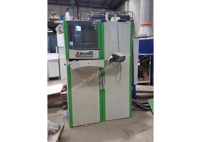 Used Biesse CNC BIESSE ROVER 30 MACHINE WITH DUST ...