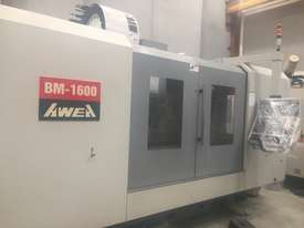 CNC VERTICAL MACHINING CENTRE  - picture0' - Click to enlarge