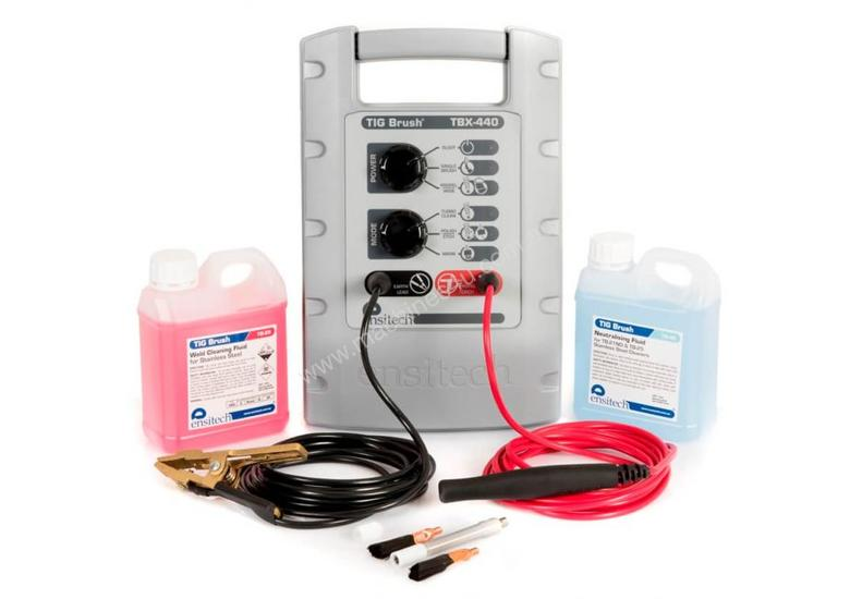 Tig Brush TBX-440 Standard S/S Weld Cleaning Kit
